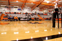 St.Marks Volleyball state tournament at Herrin High School