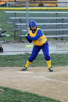 Pinckneyville Vs Trico girls softball 3-30-15