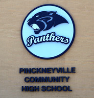 Pinckneyville High school  Graduation photos