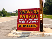 Bottom's up 4th of July tractor show photos