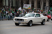 St. Patrick's day parade-St.Louis,2011