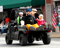 Popeye Picnic Parade photos