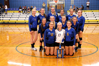 Volleyball  Tournaments,playoff's,other special games