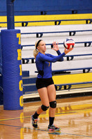 Trico High school Girls Volleyball photos