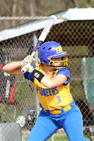 Trico Softball Vs Zeigler-Royalton 4/5/16