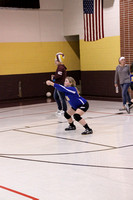 St Marks Vs Trico Jr high volleyball 3/13/17