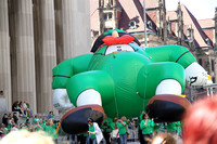 St. Patrick's day parade photos