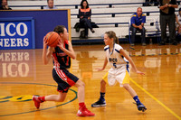 Trico Jr high girls basketball