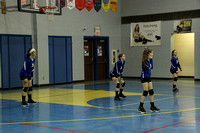 Trico vs Chester jr high volleyball 2-20-18