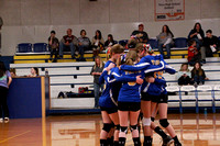 Trico Vs SMS Jr High Volleyball 3-12-18