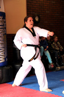 Longshore's Tae Kwon Do testing photos